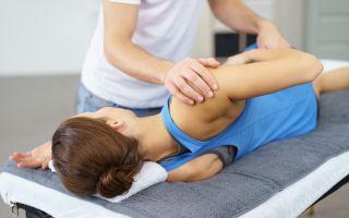 Вывих плеча чем лечить
