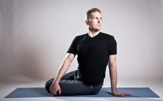 Артроз и йога