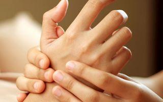 Болезни суставов кистей рук
