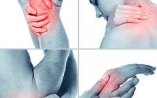 Болят суставы на руках и ногах