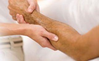 Деформирующий остеоартроз локтевого сустава