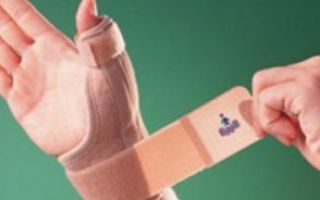 Травма большого пальца руки