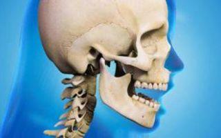 Воспаление височно нижнечелюстного сустава