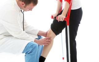 Внутренняя коллатеральная связка коленного сустава