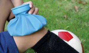 Лечение растяжения коленного сустава