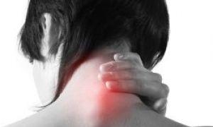 Протрузия шейного отдела позвоночника как лечить