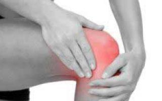 Чем лечить колени в домашних условиях