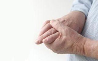Суставная боль в пальцах рук