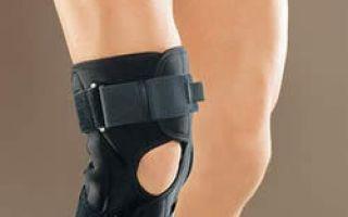 Растяжение связок в коленном суставе