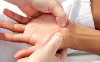 Болят суставы на пальцах рук что делать