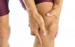 Боль под коленкой сзади при ходьбе