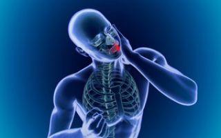 Воспаление челюстного сустава симптомы