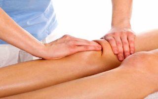 Как лечить хруст в коленях