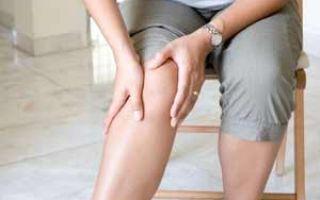 Причины заболевания суставов