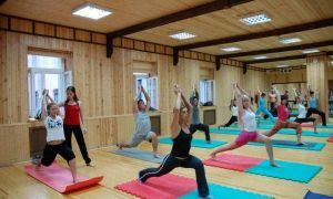 Йога для коленей