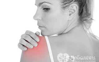 Суставная боль в плече