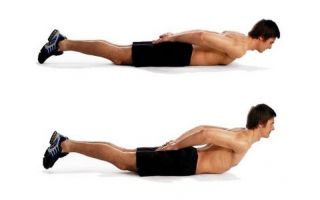 Упражнения от шейного остеохондроза