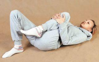 Зарядка для коленного сустава при артрозе