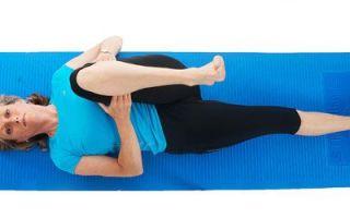 Гимнастика для коленей