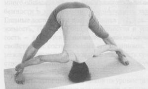 Йога при артрозе тазобедренного сустава