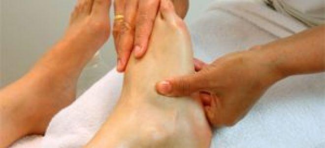 Вывих голеностопа лечение