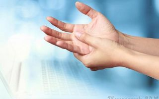 Как вправить большой палец на руке
