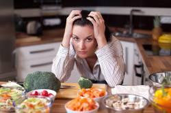 Потеря аппетита при остром бурсите