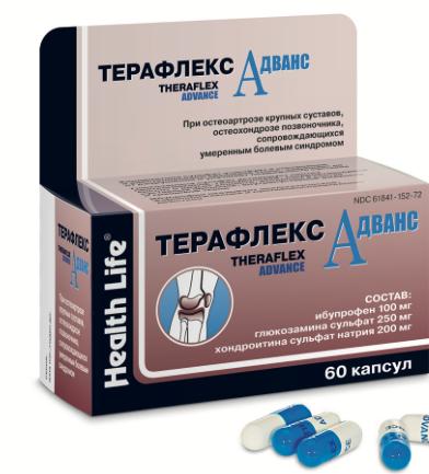 Терафлекс при артрозе коленного сустава отзывы