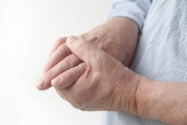 Боли в пальцах рук