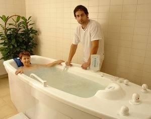 ванна с терпентинным маслом