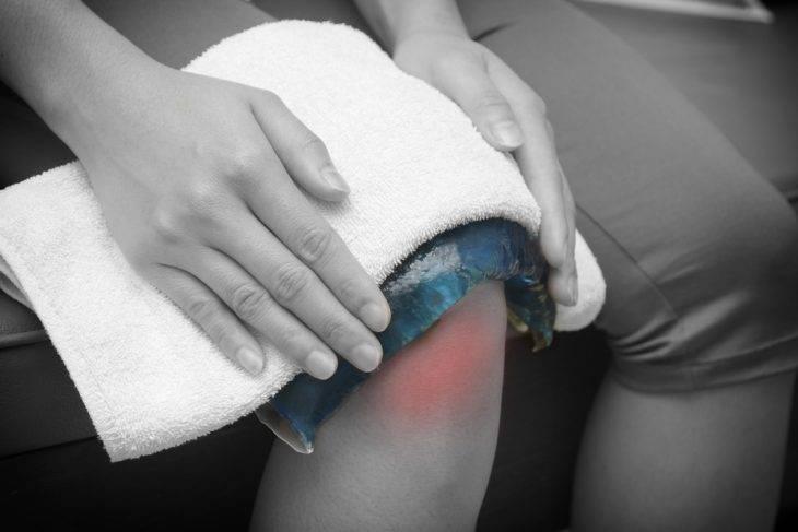 Застарелый разрыв мениска коленного сустава