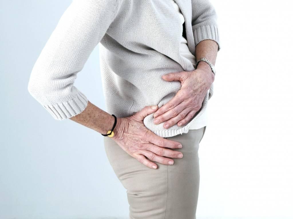 Боль в тазобедренных суставах