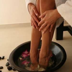 Ванны для ног при подагре
