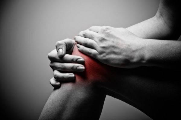 Повреждение заднего рога медиального мениска коленного сустава