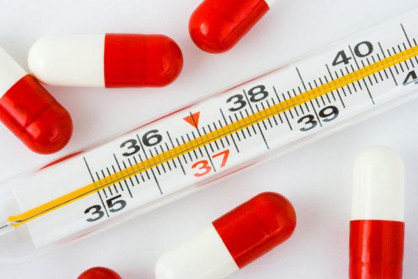 Сколько держится температура после эндопротезирования коленного сустава