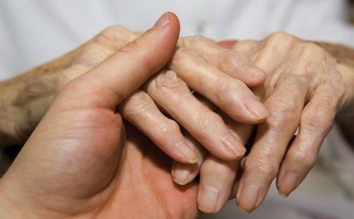 Артрит запястья кисти руки лечение снятия резкой боли дома