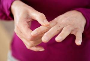 Артроз пальцев рук