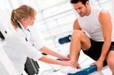 Воспаление сустава в лодыжке - Лечение Суставов