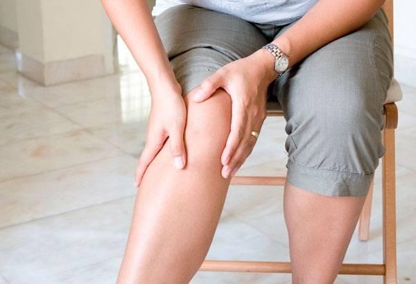 Лечение настойкой сабельника артрит