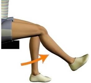 Упражнения для колена после повторных травм