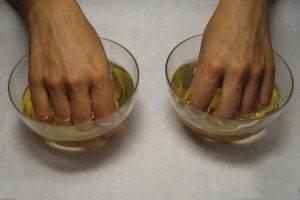 Ванночки для рук с пихтовым маслом при артрите