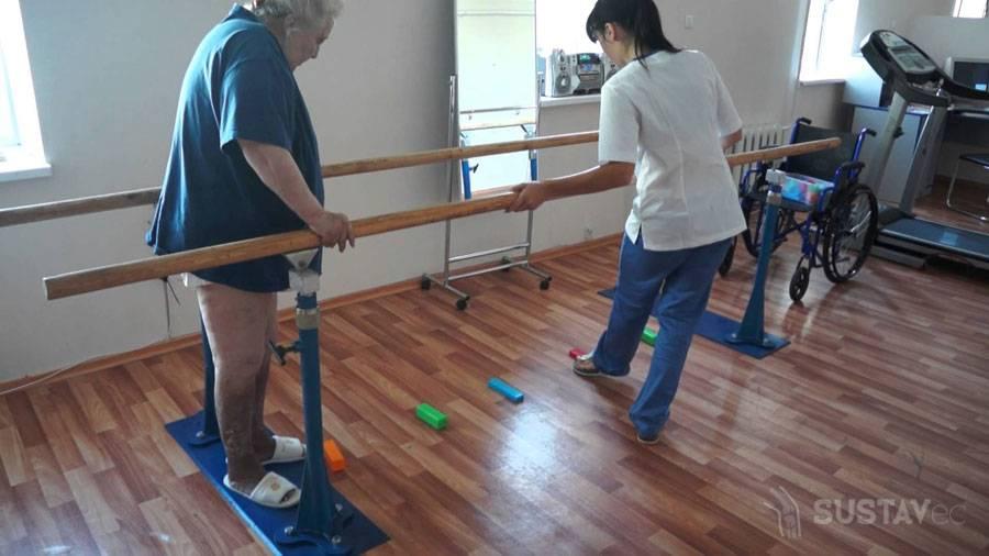 Реабилитация после операции эндопротезирования коленного сустава: периоды восстановления 15-6