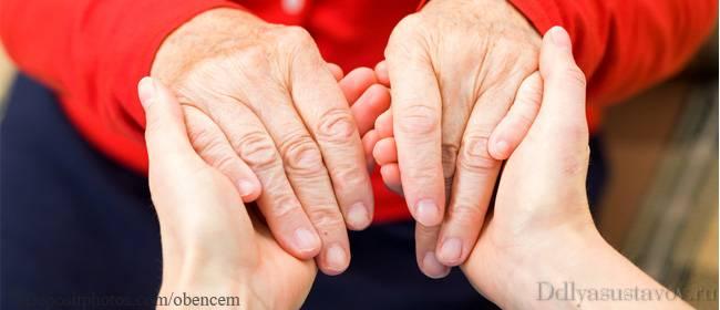 Причины болей в суставах пальцев фаланги