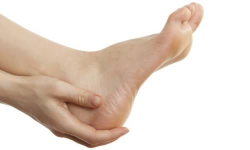 Проблема воспаления сустава стопы