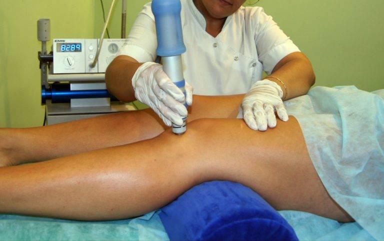 Коленный сустав болит при сгибании лечение народными средствами