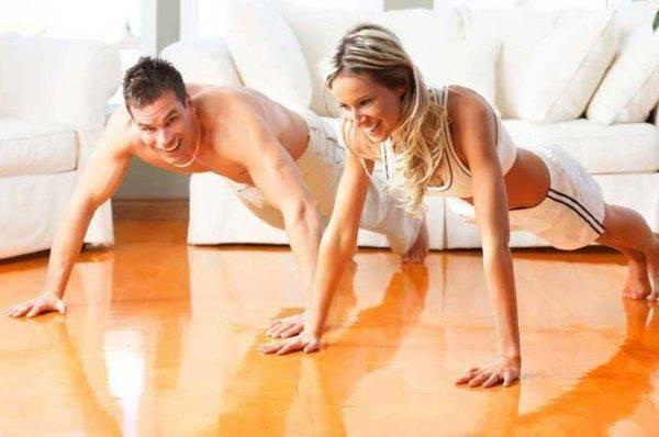Физические нагрузки полезны для суставов