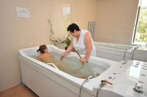 Классификация лечения суставов в санаториях
