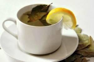 Лавровый лист чай