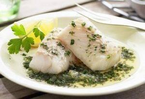 Нежирная рыба на пару при артрозах