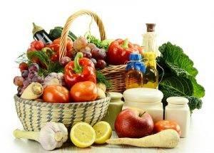 Овощи и фрукты при артрозе